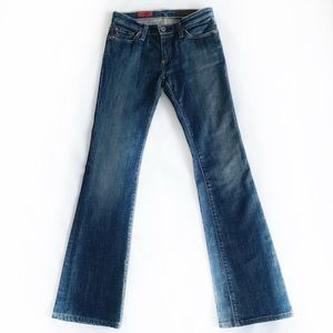 "AG Adriano Goldschmied ""the Angel"" Bootcut Jeans"